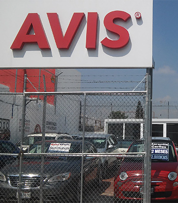 {0}Oficinas{1} de renta  de autos