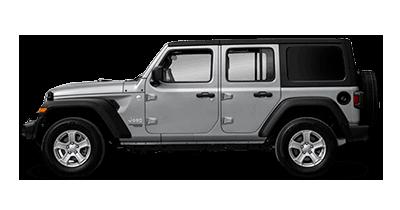 Jeep Unlimited 4 x 2
